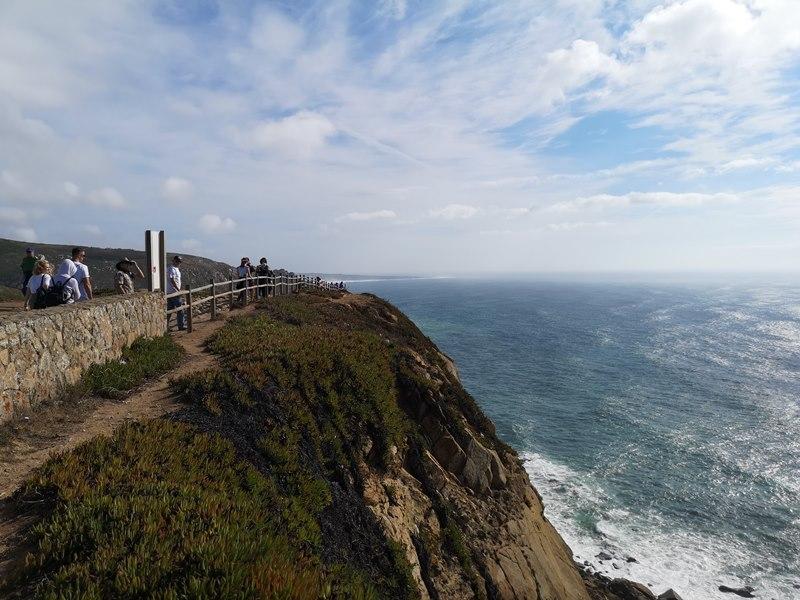 rocacape02 Lisbon-羅卡角Roca Cape歐洲大陸最西端 眺望大西洋 想像航海時代乘風而去的英雄