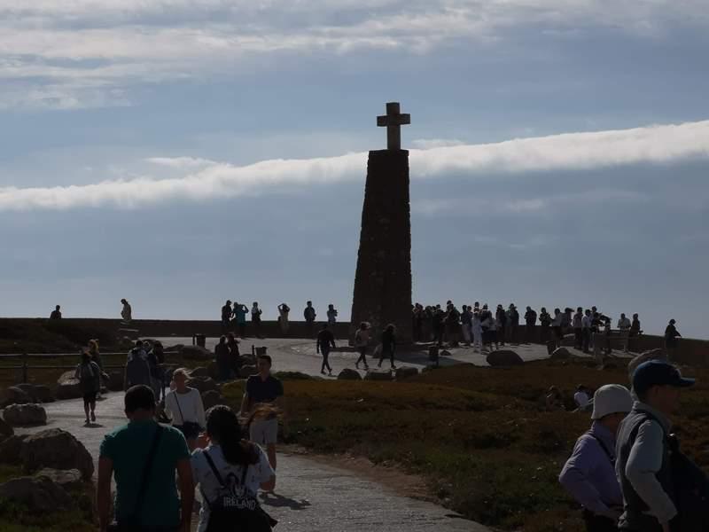 rocacape09 Lisboa-羅卡角Roca Cape歐洲大陸最西端 眺望大西洋 想像航海時代乘風而去的英雄