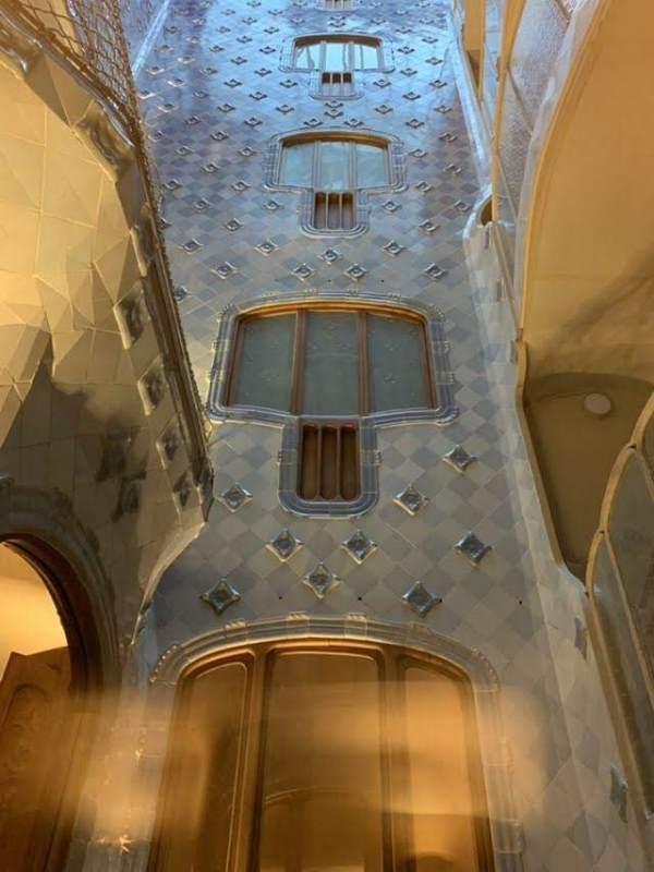 Casa-Batllo011115 Barcelona-巴塞隆納世界文化遺產 高第建築  巴特略之家/文森之家