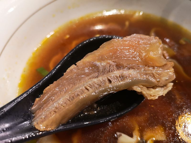 fengming6 竹北-鳳鳴春牛肉麵 肉質軟嫩好吃