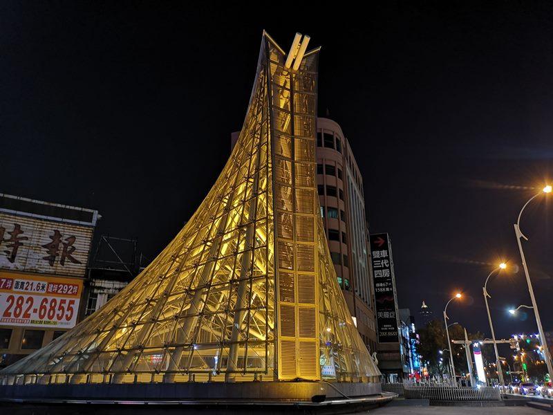 formosa10 新興-美麗島捷運站光之穹頂 世界最美地鐵站第二名