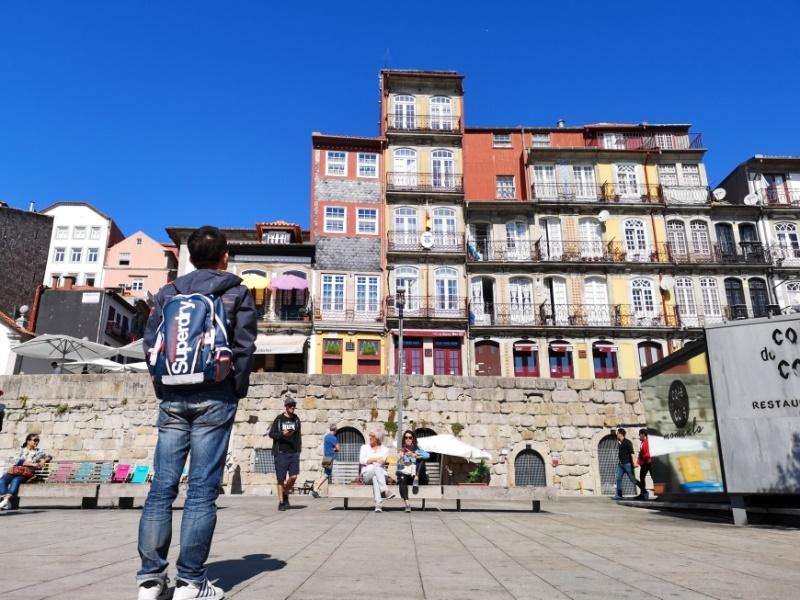 luiz1bridge06 Porto-歐洲第一名的觀光城市波多 Douro河岸風光綺麗 路易一世鐵橋壯觀