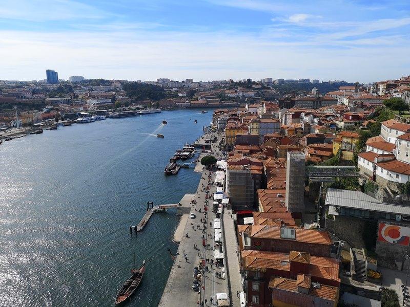 luiz1bridge38 Porto-歐洲第一名的觀光城市波多 Douro河岸風光綺麗 路易一世鐵橋壯觀