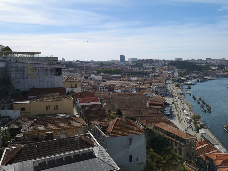 luiz1bridge44 Porto-歐洲第一名的觀光城市波多 Douro河岸風光綺麗 路易一世鐵橋壯觀