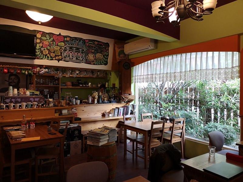 mayancafe06 新竹-馬雅咖啡 隱藏版小巧可愛的烘焙咖啡店