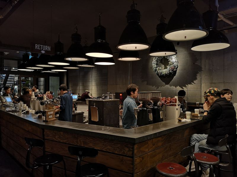 nozycoffee09 Harajuku-The Roastery by Nozy Coffee表參道旁 時尚香醇的咖啡館