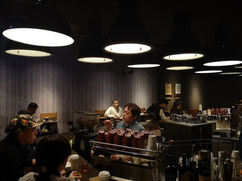 nozycoffee10 Harajuku-The Roastery by Nozy Coffee表參道旁 時尚香醇的咖啡館