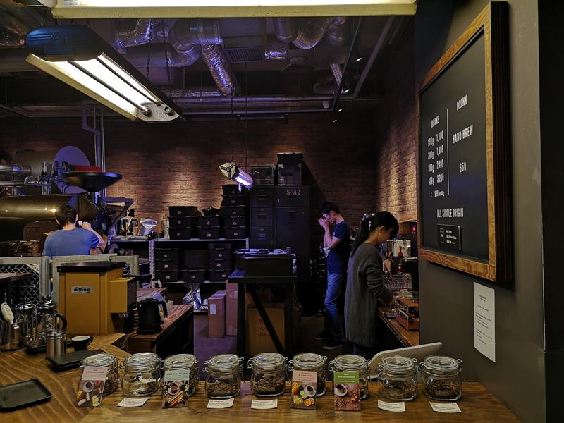nozycoffee12 Harajuku-The Roastery by Nozy Coffee表參道旁 時尚香醇的咖啡館