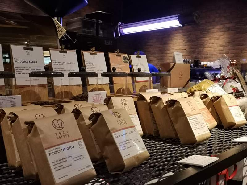 nozycoffee16 Harajuku-The Roastery by Nozy Coffee表參道旁 時尚香醇的咖啡館