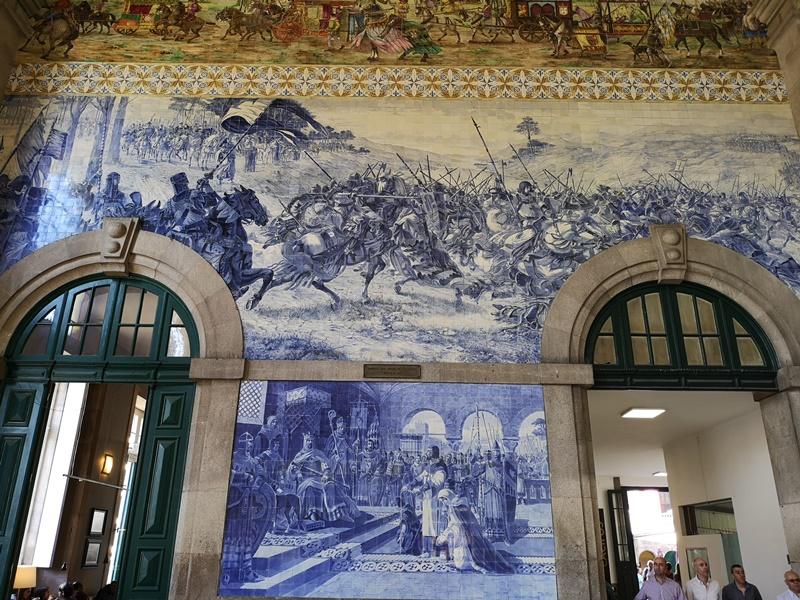 portosanbentotrain03 Porto-波多到里斯本 體驗葡萄牙國鐵頭等艙