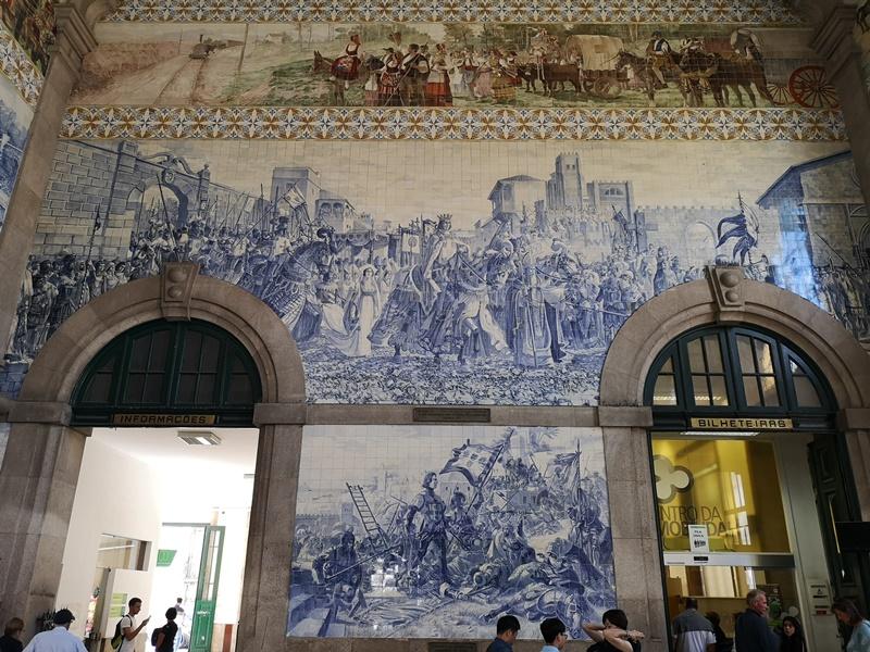 portosanbentotrain04 Porto-波多到里斯本 體驗葡萄牙國鐵頭等艙