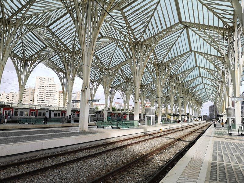 portotrain26 Porto-波多到里斯本 體驗葡萄牙國鐵頭等艙