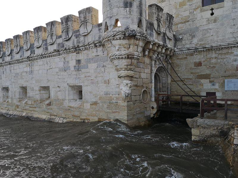 belemtowerr04 Lisboa-護衛里斯本的港區貝倫塔 世界文化遺產與湊熱鬧的發現者紀念碑