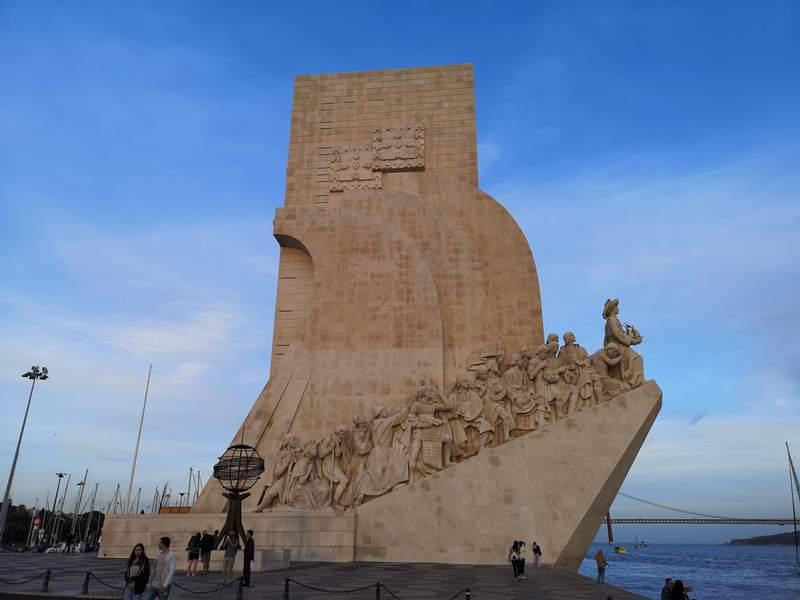 belemtowerr21 Lisboa-護衛里斯本的港區貝倫塔 世界文化遺產與湊熱鬧的發現者紀念碑