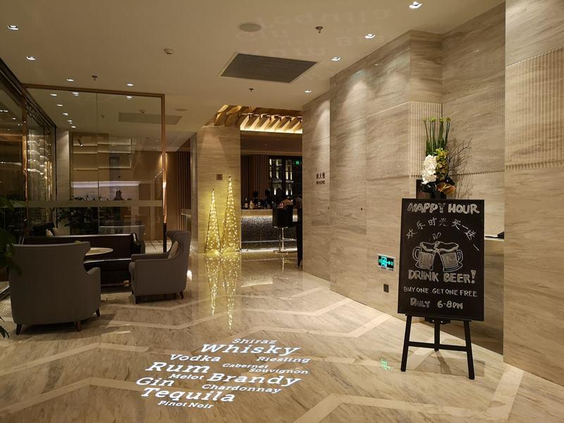 courtyardchangfeng04 Shanghai-上海蘇寧環球萬怡酒店 據說白金必升套房