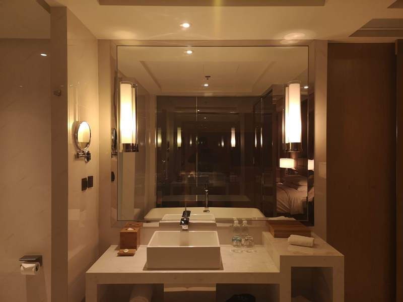 courtyardchangfeng22 Shanghai-上海蘇寧環球萬怡酒店 據說白金必升套房
