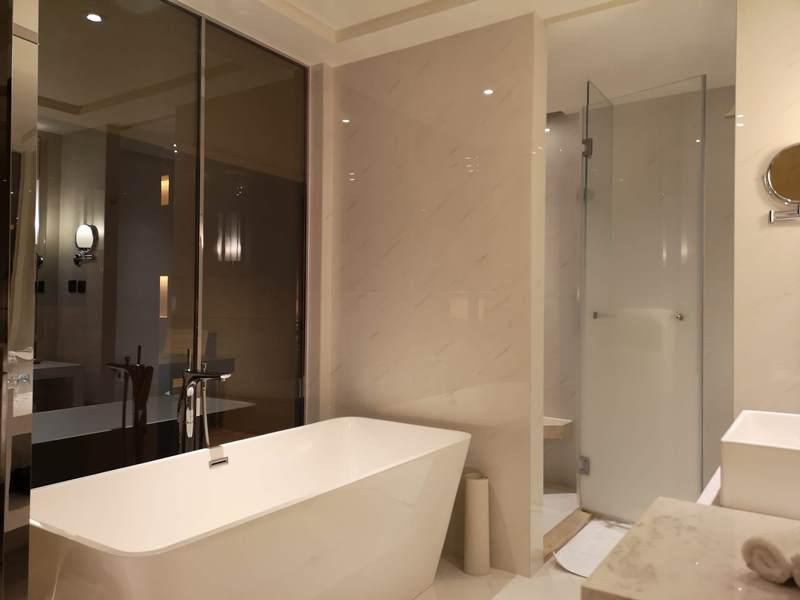 courtyardchangfeng26 Shanghai-上海蘇寧環球萬怡酒店 據說白金必升套房