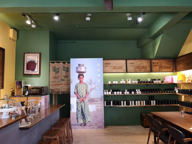 directcoffee02 新竹-直達咖啡 因為愛喝咖啡所以開了一家咖啡店...有心人的咖啡館