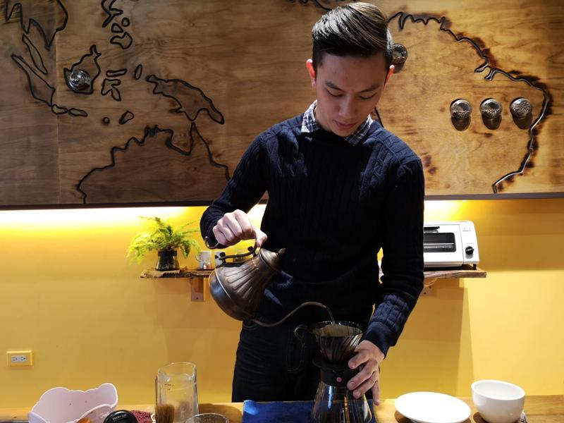 directcoffee11 新竹-直達咖啡 因為愛喝咖啡所以開了一家咖啡店...有心人的咖啡館