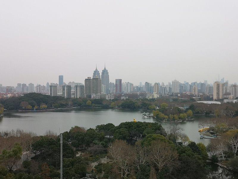 jwmarriottchangfeng16 Shanghai-上海新發展亞太JW萬豪 CP值超高