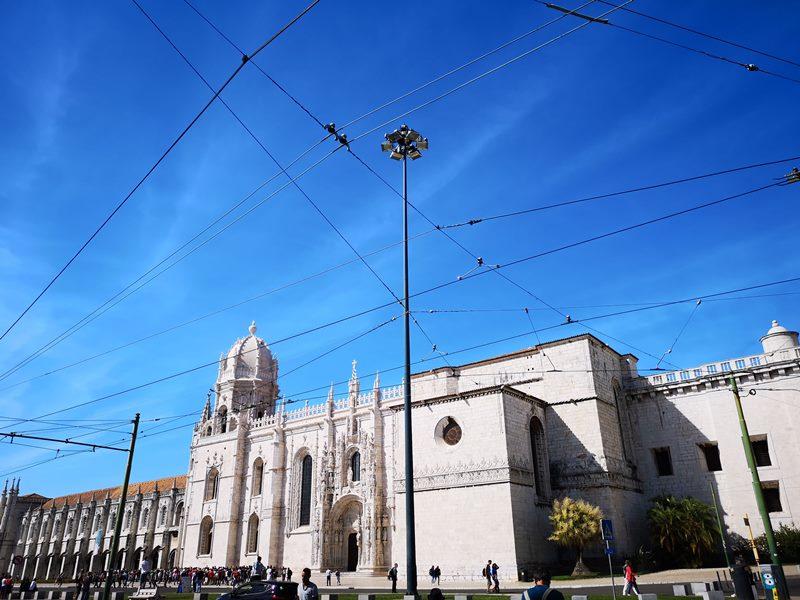 lisbonmosteiro02 Lisboa-里斯本貝倫區 哲羅姆派修道院 世界文化遺產 融合各種風格的美麗建築...