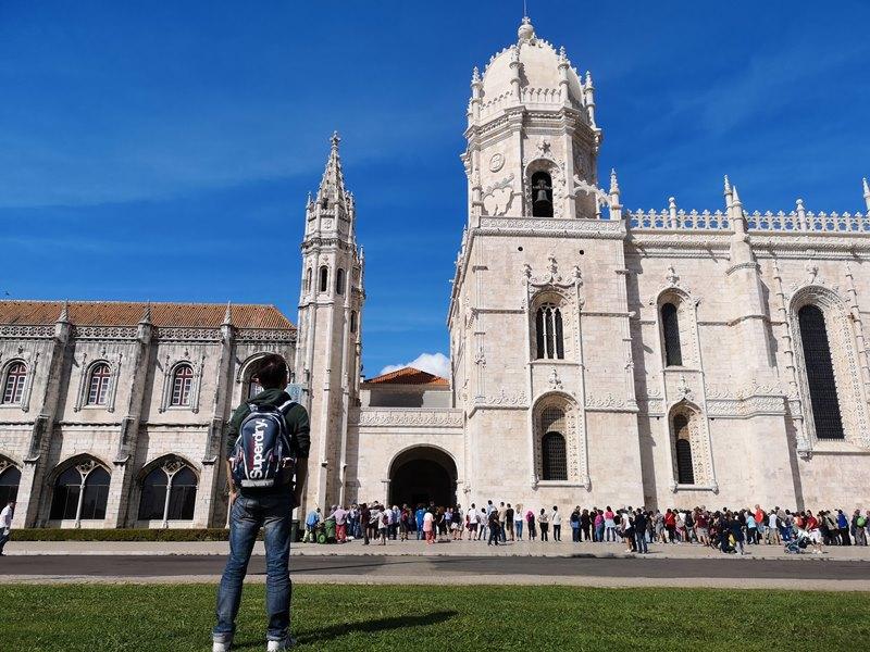 lisbonmosteiro05 Lisboa-里斯本貝倫區 哲羅姆派修道院 世界文化遺產 融合各種風格的美麗建築...