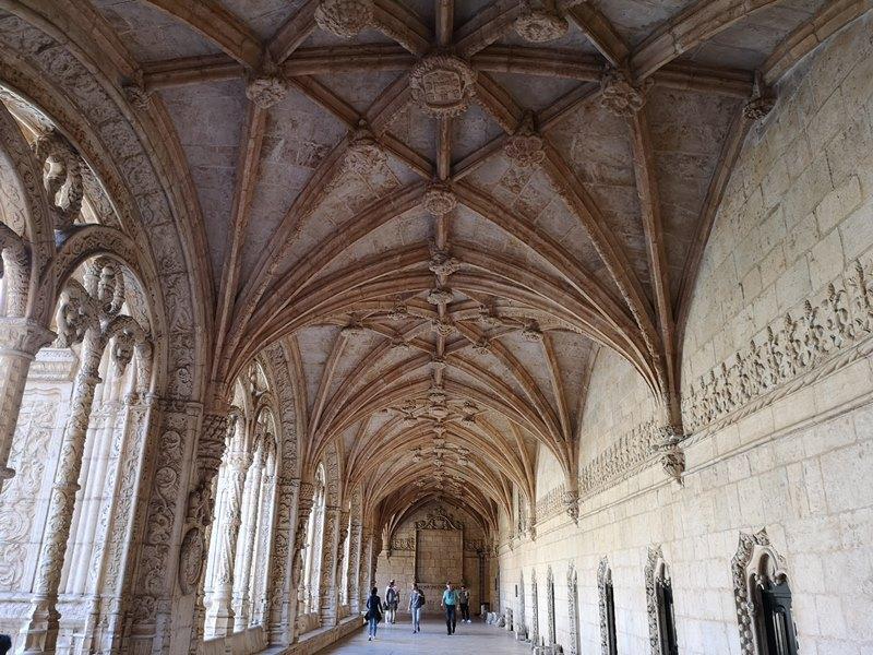 lisbonmosteiro13 Lisboa-里斯本貝倫區 哲羅姆派修道院 世界文化遺產 融合各種風格的美麗建築...