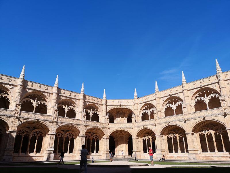 lisbonmosteiro15 Lisboa-里斯本貝倫區 哲羅姆派修道院 世界文化遺產 融合各種風格的美麗建築...