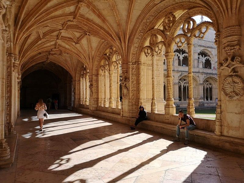 lisbonmosteiro19 Lisboa-里斯本貝倫區 哲羅姆派修道院 世界文化遺產 融合各種風格的美麗建築...