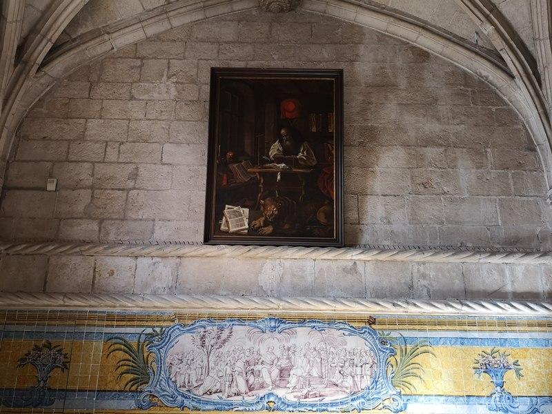 lisbonmosteiro23 Lisboa-里斯本貝倫區 哲羅姆派修道院 世界文化遺產 融合各種風格的美麗建築...