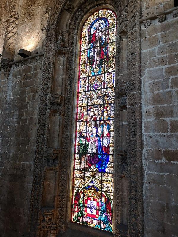 lisbonmosteiro29 Lisboa-里斯本貝倫區 哲羅姆派修道院 世界文化遺產 融合各種風格的美麗建築...