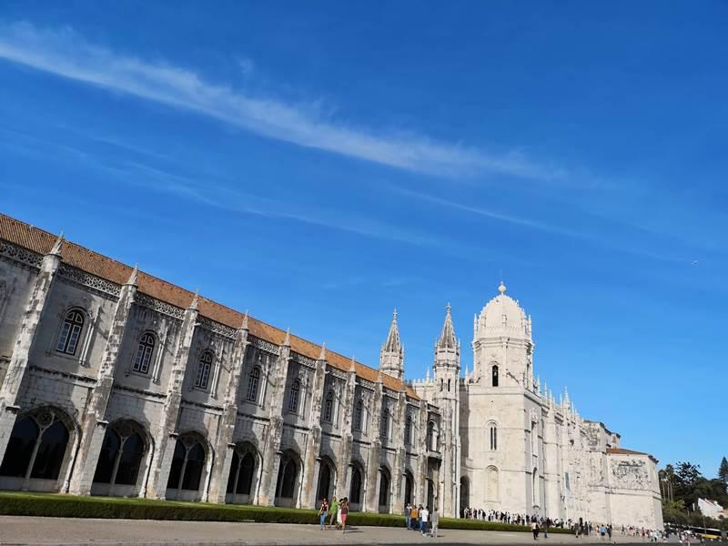 lisbonmosteiro40 Lisboa-里斯本貝倫區 哲羅姆派修道院 世界文化遺產 融合各種風格的美麗建築...