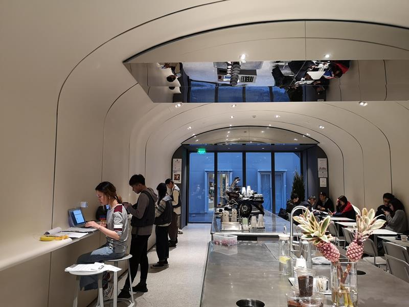 seesawcoffee05 Shanghai-Seesaw Coffee上生新所 號稱中國星巴克 各分店不同裝潢特色 只為給你好咖啡