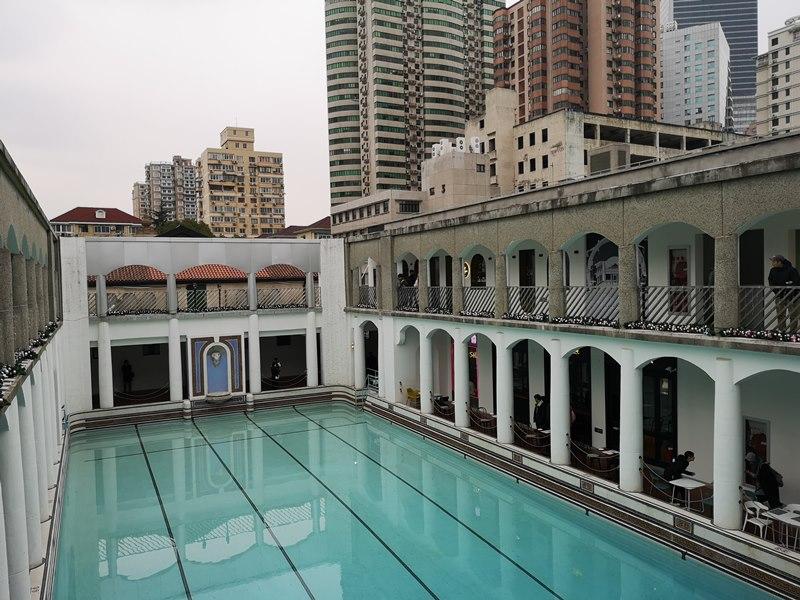 shanghaibio13 Shanghai-上生新所 上海最新老建築新風味 網紅泳池超人氣