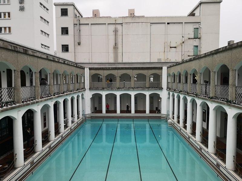 shanghaibio14 Shanghai-上生新所 上海最新老建築新風味 網紅泳池超人氣