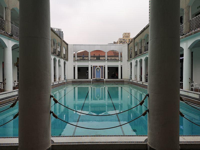 shanghaibio20 Shanghai-上生新所 上海最新老建築新風味 網紅泳池超人氣