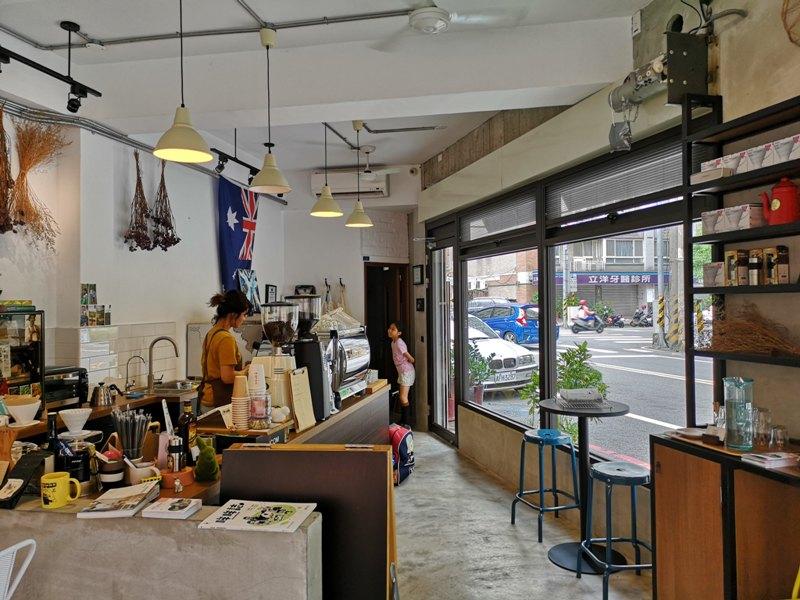 solocafe05 桃園-藍色是憂鬱 一個人的Solo Coffee