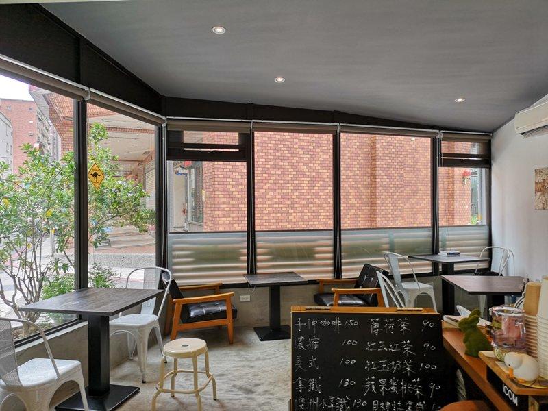 solocafe09 桃園-藍色是憂鬱 一個人的Solo Coffee