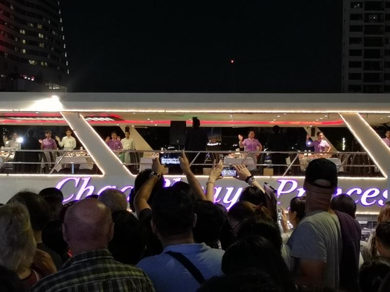 CPYcruise211506 Bangkok-曼谷Chao Phraya Princess昭披耶河公主號 有吃有玩賞美景