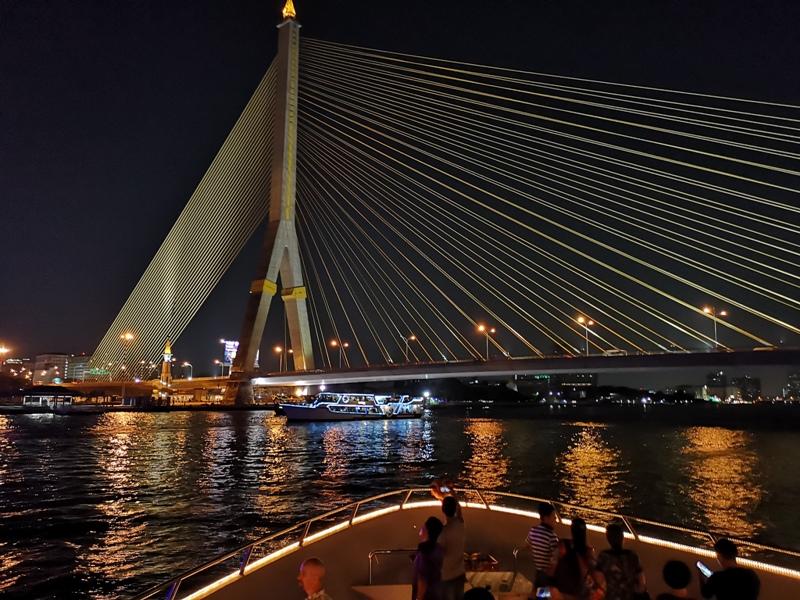 CPYcruise211523 Bangkok-曼谷Chao Phraya Princess昭披耶河公主號 有吃有玩賞美景