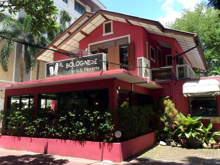 IL-BOLOGNESE-01 Bangkok-IL Bolognese曼谷金融區Chong Nonsi 義籍主廚美味披薩