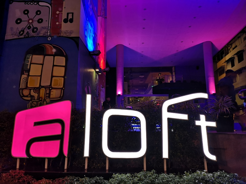 aloftbkk12 萬豪酒店住宿體驗 旅人第二個家(20191008)