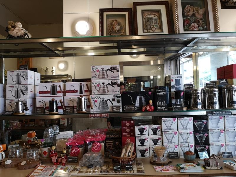beancoffee04 北投-豆咖啡 捷運軌道下隱密咖啡館 單品選擇多