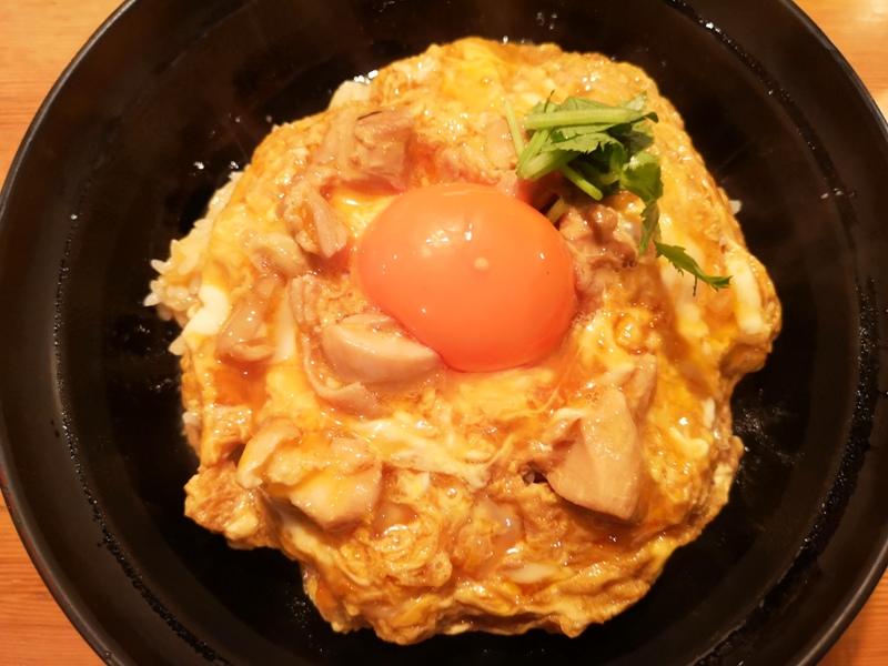 hashida0112 Shibuya-澀谷居酒屋はし田屋親子丼 蛋鮮肉紮實