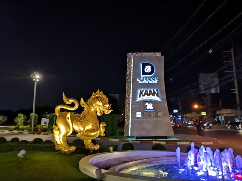 kaanshow0107 Pattaya-芭達雅KAAN show奇幻秀 舞台設計特效雜技泰拳投影雷射4D超精彩必看表演