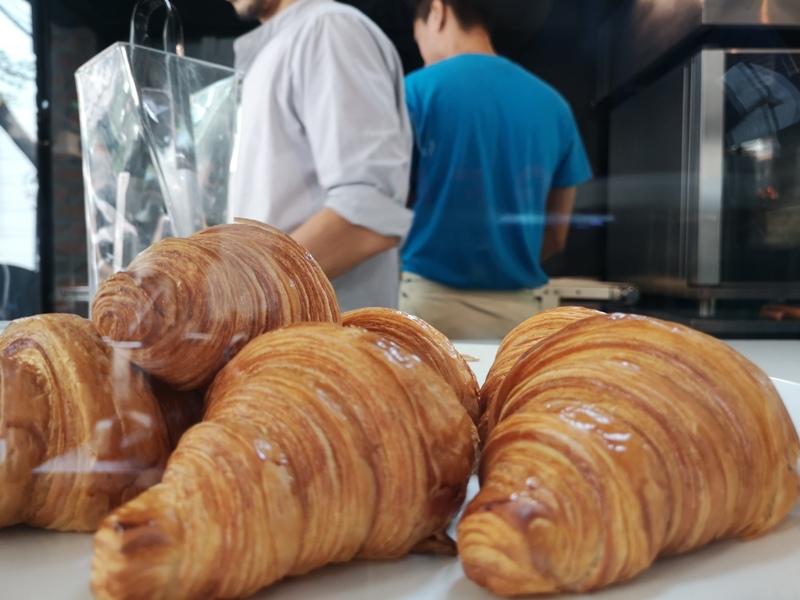 kenncafe08 Bangkok-曼谷金融區Chong Nonsi小店Kenn's Cafe香鬆可頌濃郁咖啡 美味的早茶