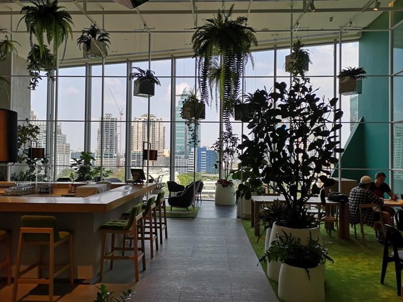 openhouse18 Bangkok-曼谷精品百貨Central Embassy最美的書店Open House