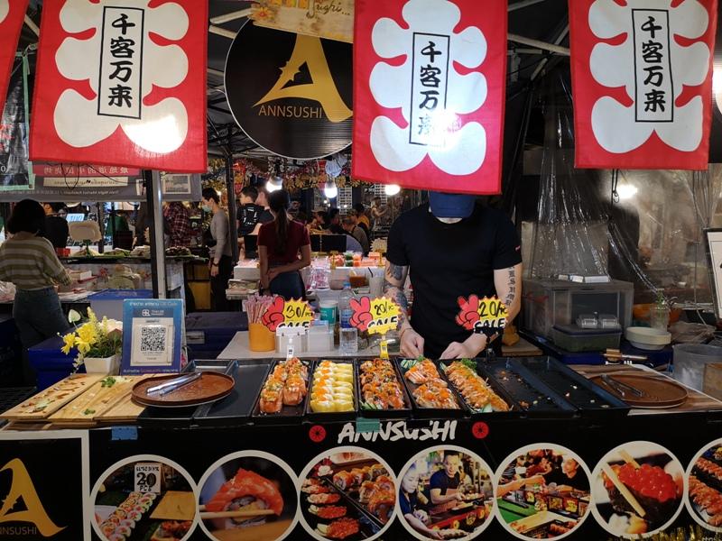 ratchadanightmarket37 Bangkok-拉差達火車夜市Train Night Market Ratchada 交通方便好吃好逛好買