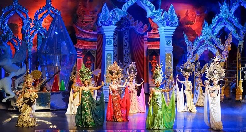tiffanyshow08 Pattaya-世界十大歌舞秀 芭達雅Tiffany's Show好不真實夢幻人妖秀