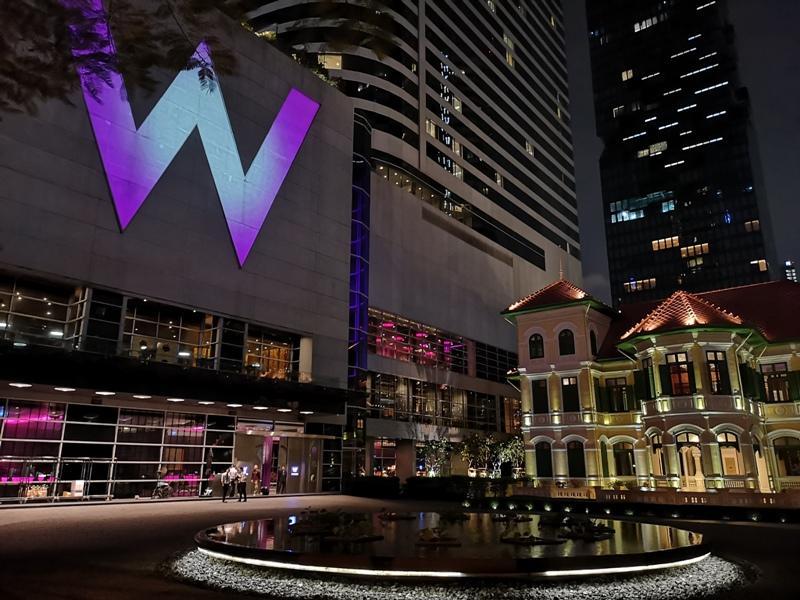 wbangkok06 Bangkok-W Hotel曼谷 交通方便服務周到 時尚品牌便宜住